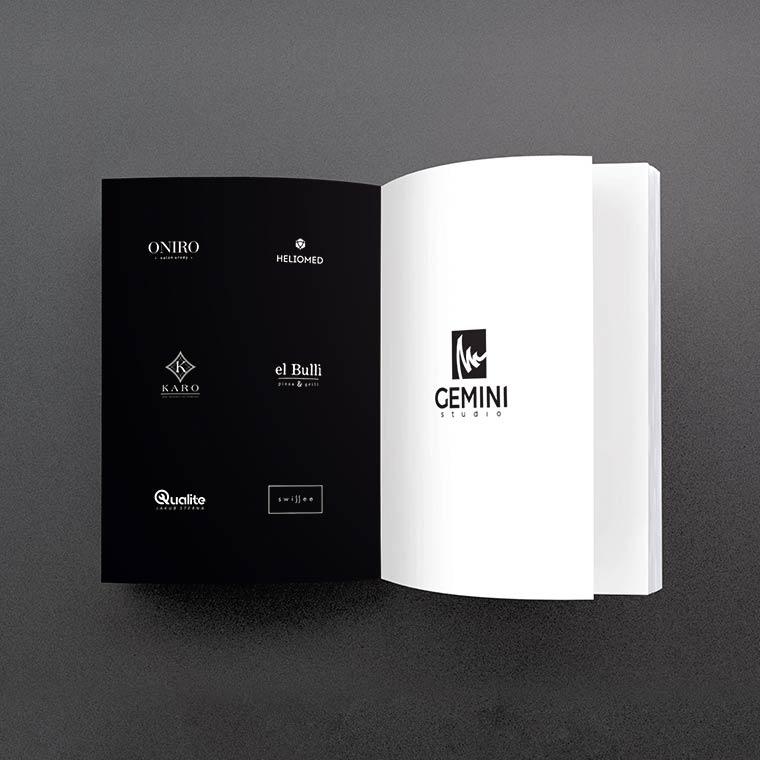 Brandbook Gemini Studio